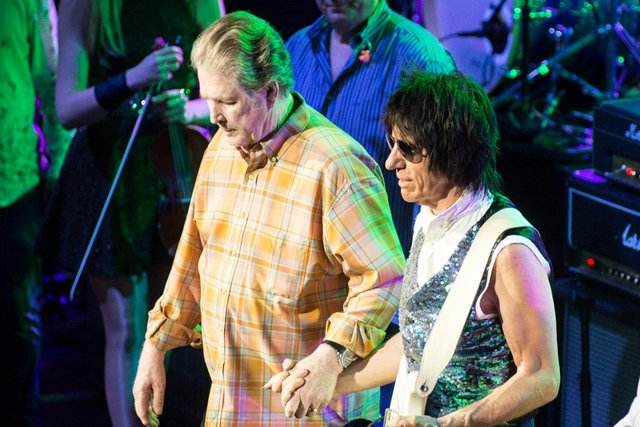 brian wilson jeff beck 2013 tour riverside theater milwaukee.jpg.jpe