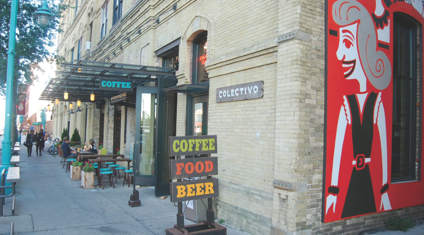 Colectivo Expands with Troubadour Bakery, Keg Company Beer