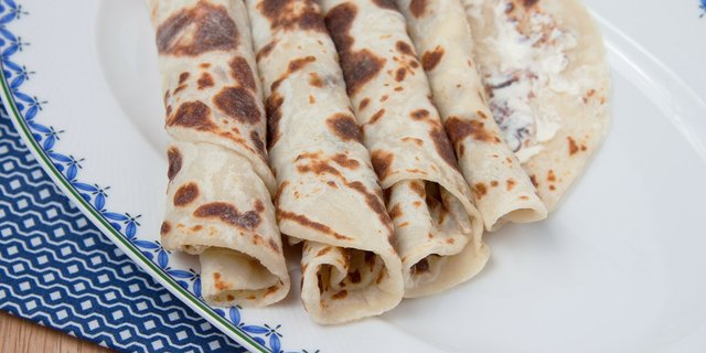 Lefse The Norwegian Tortilla Shepherd Express