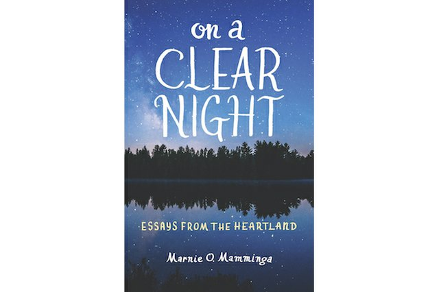 on a clear night essays from the heartland wisconsin historical  onaclearnight jpg jpe