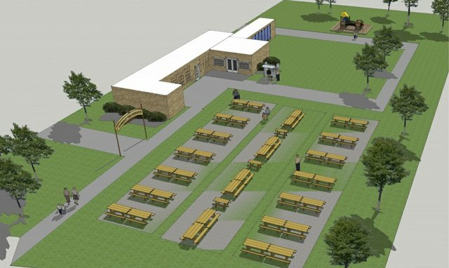 The Humboldt Park Beer Garden Will Open June 30 - Shepherd Express