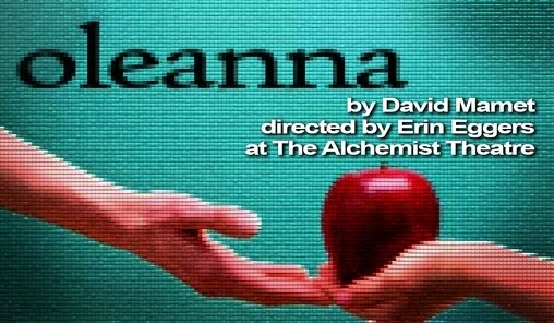 a review of david mamets production of oleanna