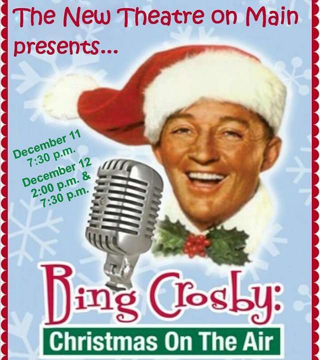 Bing Crosby Christmas.Bing Crosby Christmas On The Ai Shepherd Express