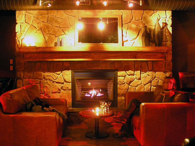 Five Milwaukee Bars With Fireplaces To Cozy Up In This