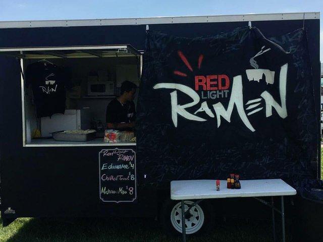 Red Light Ramen Food Truck
