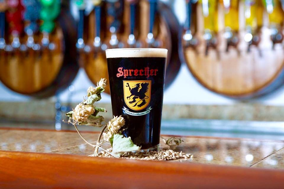 Photo via Sprecher Brewery Facebook