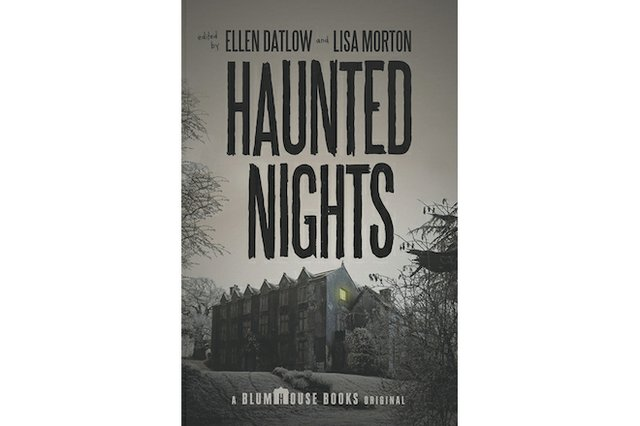 Haunted Nights (Blumhouse Books/Anchor Books), Edited by