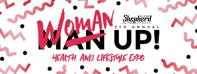 Woman Up 2018