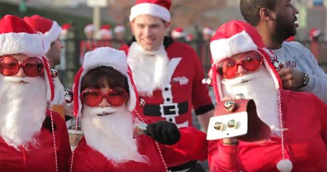 Santa Hustle 5K