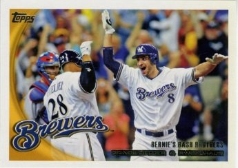 The 25 Coolest Brewers Baseball Cards Of All Time Shepherd Express