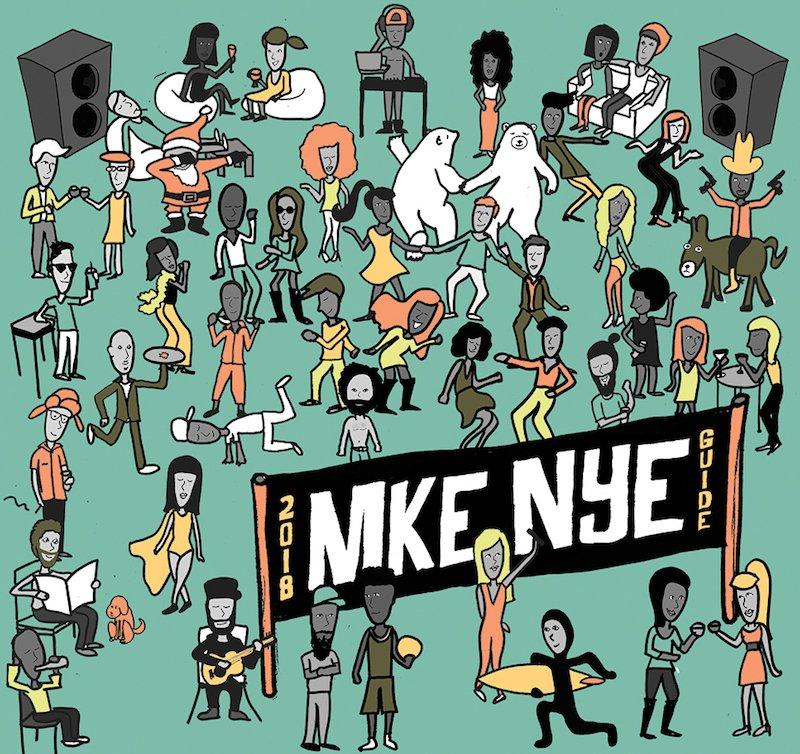 New Years Eve 2018 Milwaukee