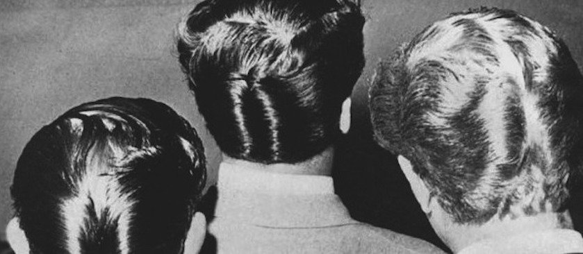 Bebop Wars Drape Pants Ducktail Haircuts And Communism