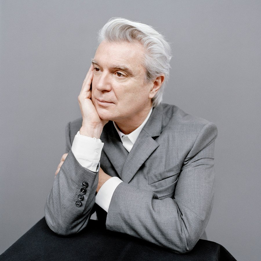 David Byrne Is Coming to Mesa