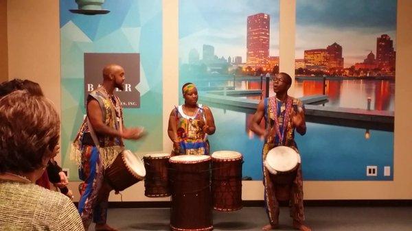 Ina Onilu Drum