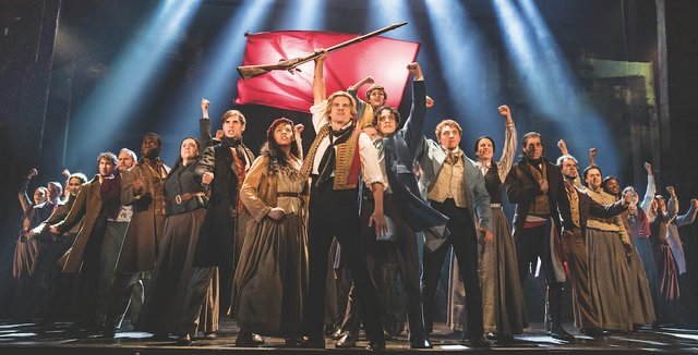 Revised Staging Lifts 'Les Mis' to New Heights - Shepherd Express