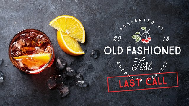 Old Fashioned Fest Last Call header
