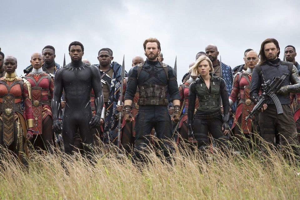 'Avengers: Infinity War' Posted a Historic Second-Weekend Box Office Total