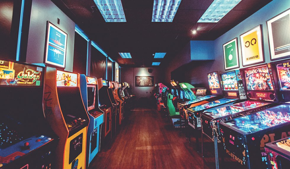 flash Adult arcade