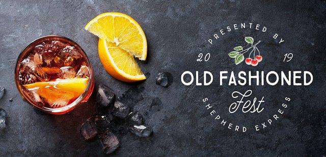 Old Fashioned Fest 2019 banner