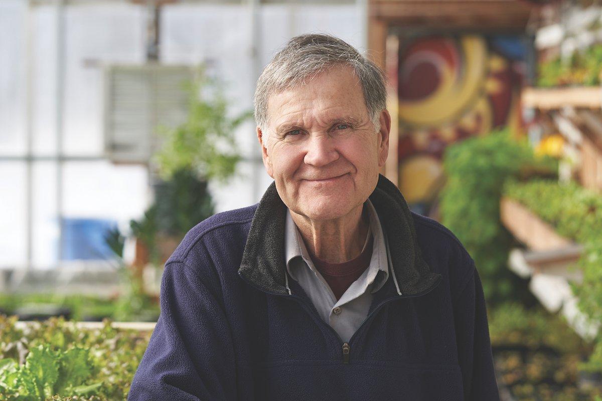 Pat Wilborn, Fish Farmer from Port Washington