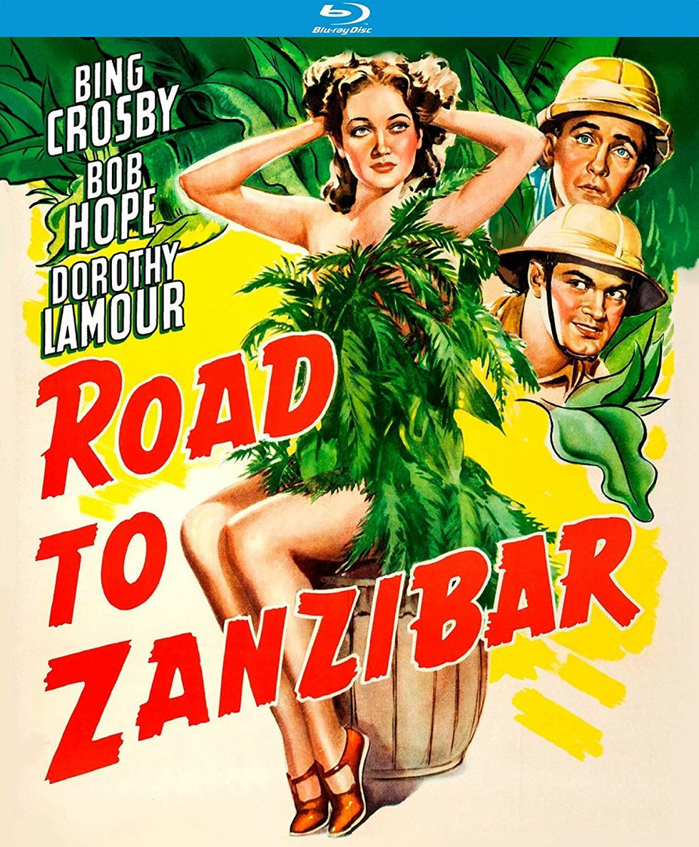 Dorothy Lamour A Bob Hope The Road to Morocco Movie POSTER 11 x 17 Bing Crosby