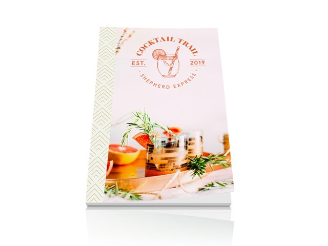 Cocktail Trail book