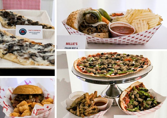 Pizza Man and Pete's Pops Among the New Food Vendors at