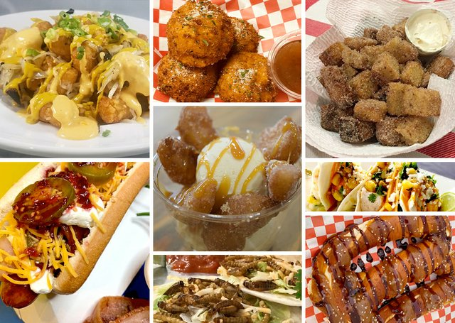 Eating Our Way Through Wisconsin Film_18 >> Here Are All The New Foods Coming To The Wisconsin State Fair In