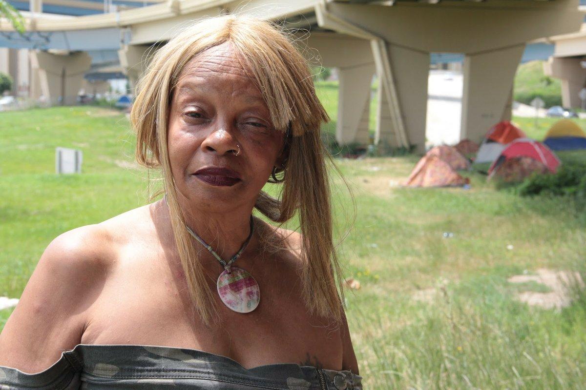 Under the Overpass: Meet Carol, 67, Homeless Nurse