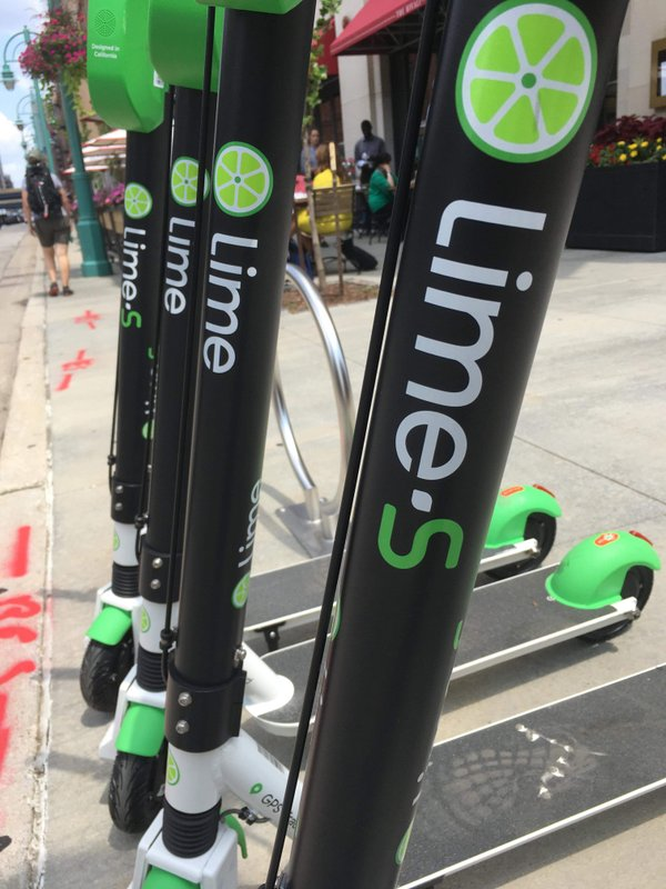 Lime Scooters 2