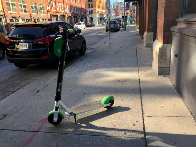Lime Scooters 5