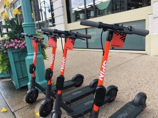 Electric Scooters Have Arrived, But Are They Here to Stay