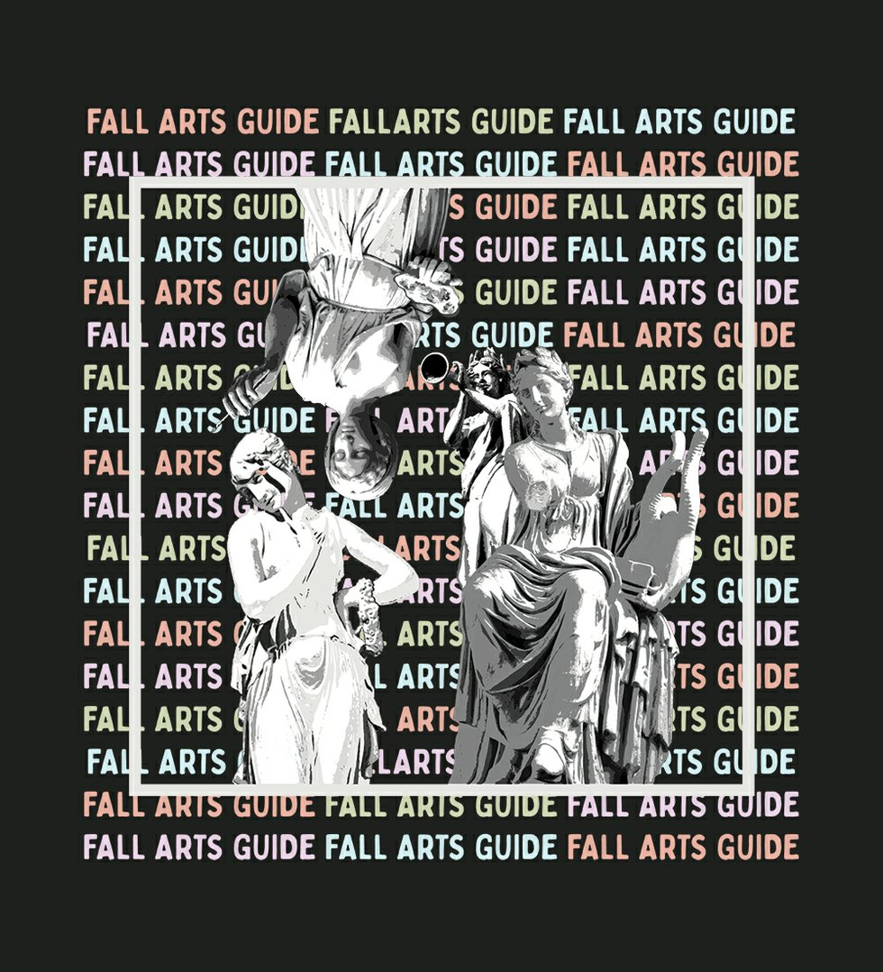 Fall Arts Guide 2019 cover