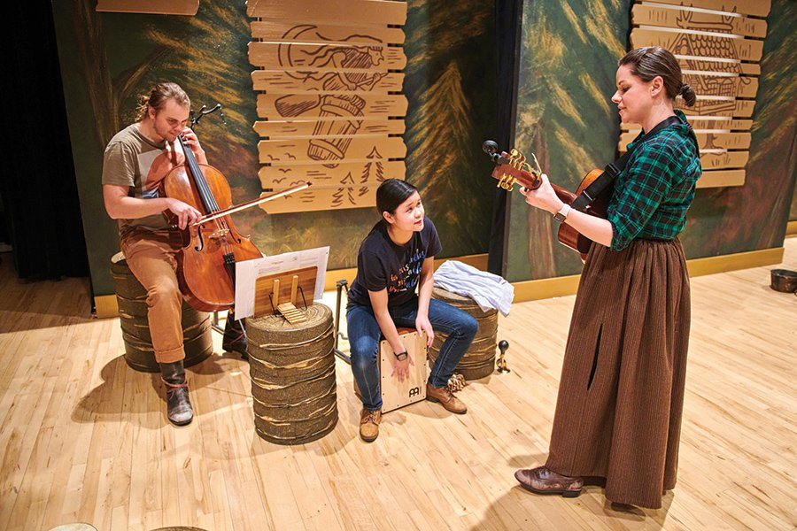 First Stage Invites You to Lean in with 'Gretel!'