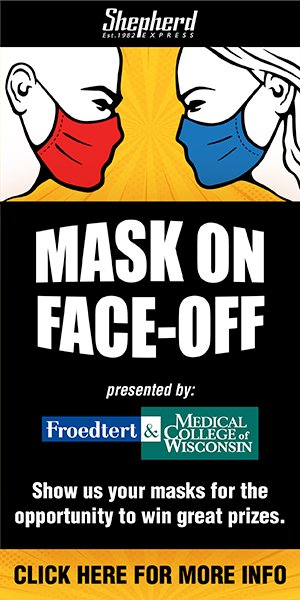 Mask On Face-Off