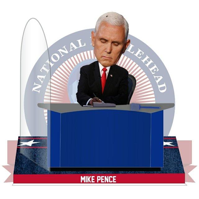 Mike Pence Fly Bobblehead (3).jpg