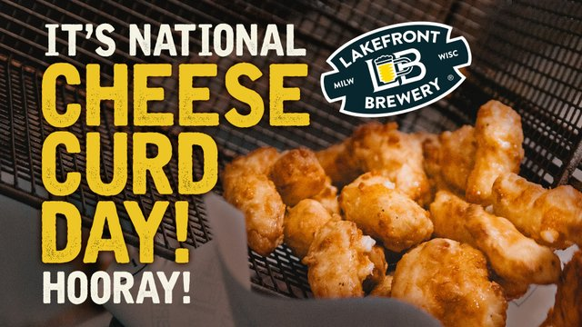National Cheese Curd Da