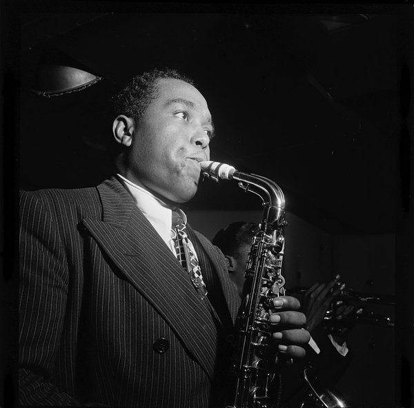 Charlie Parker via Wikimedia Commons.jpg