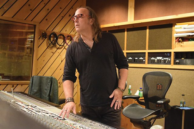 Culture_MKE Music Producers_Jeff Hamilton - Producing a track at Electric Lady Studios NYC (John Sparrow).jpeg