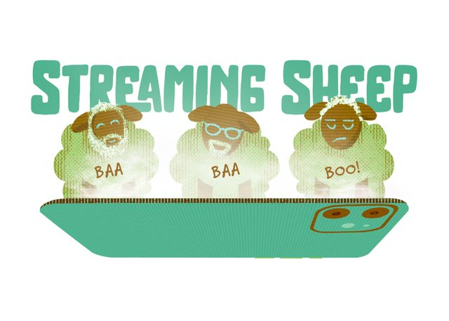 Streaming Sheep Podcast
