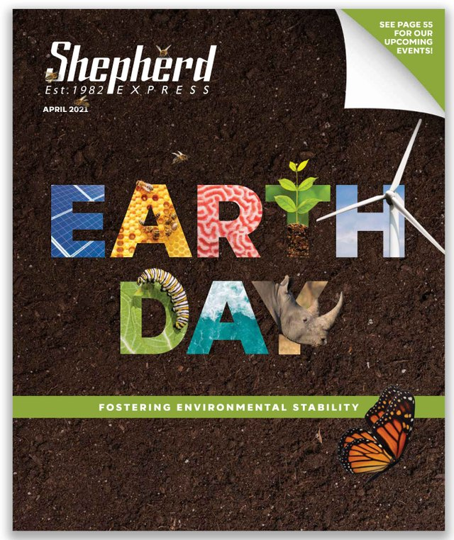 April 2021 issue cover
