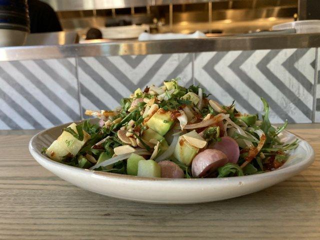 Radish Arugula Salad by Ari LeVaux.jpg