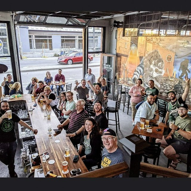 New Barons Brewing Cooperative