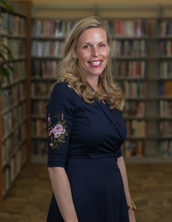 Angela Zimmerman - Racine Public Library