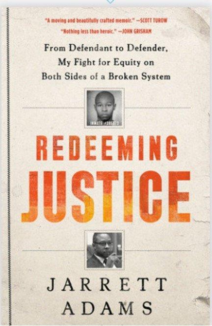Redeeming Justice - Jarrett Adams