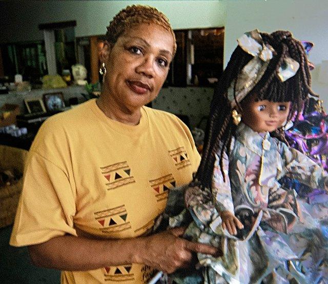 Shirley Jean Masters - Marlin, Texas