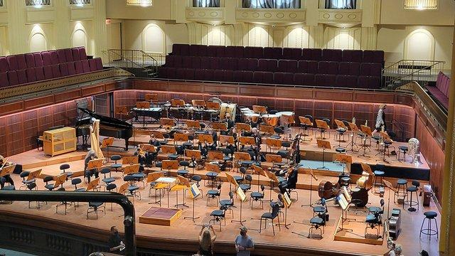 Bradley Symphony Center