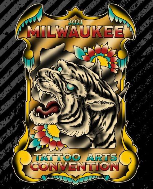 Milwaukee Tattoo Arts Convention 2021