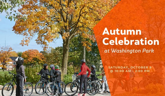 Urban Ecology Center Autumn Celebration 2021