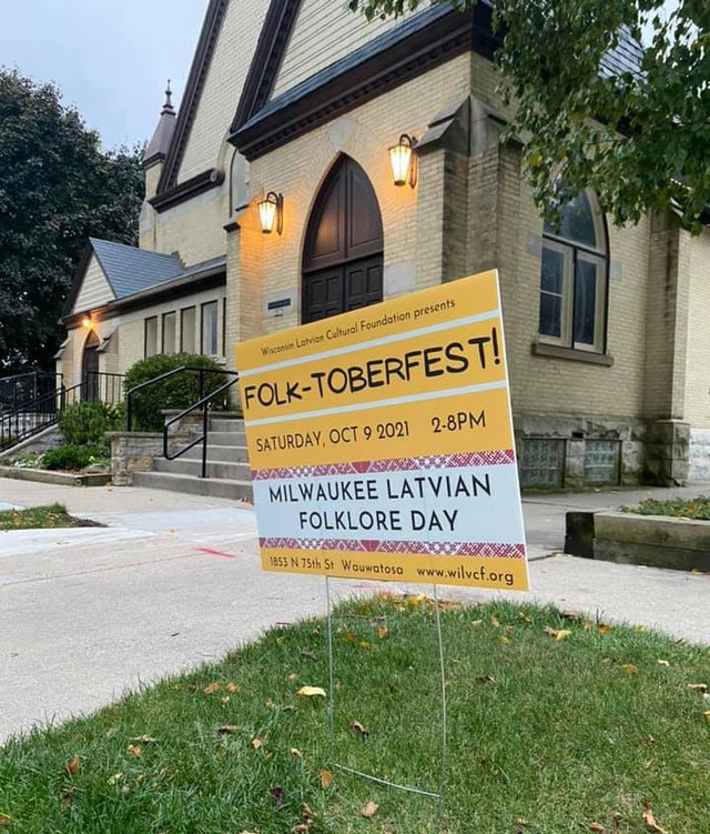 Milwaukee Latvian Folk-toberfest 2021